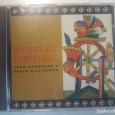 CDs de Música: CD WHEEL OF FORTUNE - ROBIN WILLIAMSON & JOHN RENBOURN. Lote 176347158