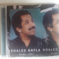 CDs de Música: CD KHALED - HAFLA. Lote 176347357