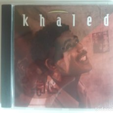 CDs de Música: CD KHALED - KHALED. Lote 176348252
