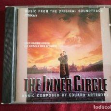 CDs de Música: EDUARD ARTEMYEV - THE INNER CIRCLE - BSO - ANDREI KONCHALOVSKY. Lote 176364353
