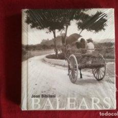 CDs de Música: JOAN BIBILONI - BALEARS - 2 X CD + LIBRO - PRECINTADO. Lote 176366160