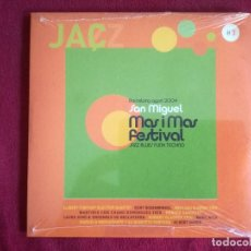CDs de Música: JAÇ 3 - FESTIVAL SAN MIGUEL MAS I - LLIBERT FORTUNY ROSENWINKEL MEHLDAU ROSSY CHANO DOMINGUEZ . Lote 176376935