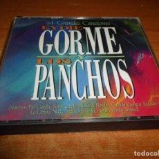 CDs de Música: EYDIE GORME Y LOS PANCHOS 24 GRANDES CANCIONES DOBLE CD DEL AÑO 1993 ESPAÑA 2 CD CAJA ANCHA RARO. Lote 176383365