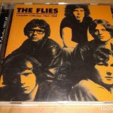 CDs de Música: THE FLIES CD 1965/68 ACME 2006 MEGA RARE GARAGE/PSYCHEDELIC-THE HIGHER STATE-THE OPTIC NERVE. Lote 176386117