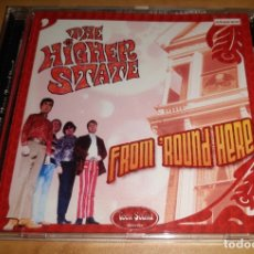 CDs de Música: THE HIGHER STATE CD FROM ROUND.TEEN SOUND 2006 MEGA RARE GARAGE/PSYCHEDELIC ROCK -THE FLIES. Lote 176386470