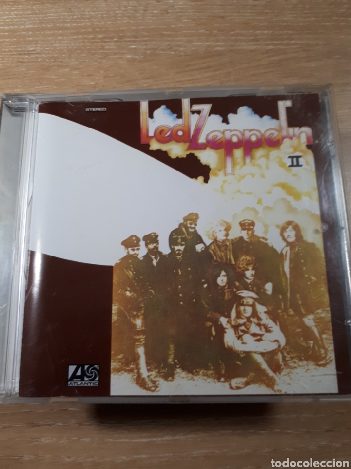 LED ZEPPELIN 2 (Música - CD's Rock)