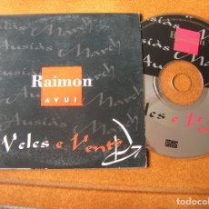 CDs de Música: CD ,RAIMON ,VELES E VENTS. Lote 176411842