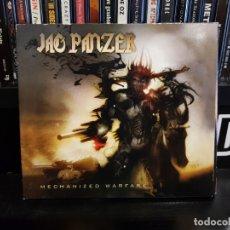 CDs de Música: JAG PANZER - MECHANIZED WARFARE. Lote 176427525