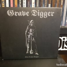 CDs de Música: GRAVE DIGGER - THE GRAVE DIGGER - LIMITED EDITION. Lote 176429089