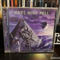 CDs de Música: AXEL RUDI PELL - BLACK MOON PYRAMID. Lote 176430275