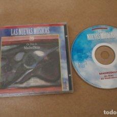 CDs de Música: CD OS DIAS DA MADREDEUS LAS NUEVAS MÚSICAS. Lote 176444908