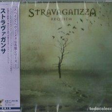 CDs de Música: STRAVAGANZZA CD SPANISH HEAVY,JAPAN PRESS -SARATOGA-SKIZOO-SOBER-LEYENDA-HALLEY-AVALANCH-DAERIA-LEO. Lote 176452158