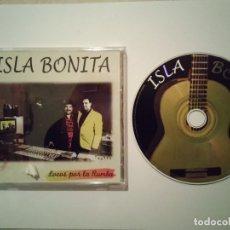 CDs de Música: CD ORIGINAL - ISLA BONITA - LATINA - LOCOS POR LA RUMBA. Lote 176458843
