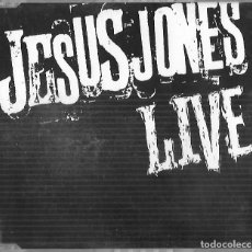 CDs de Música: JESUS JONES: LIVE: MOVE MOUNTAINS / WHAT´S GOING ON / BARRY D. NEXT TO CLEANLINESS + 2. CD SINGLE. Lote 176463073