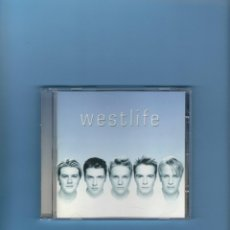 CDs de Música: CD - WESTLIFE - ÁLBUM WESTLIFE. Lote 176465062