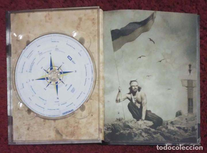 CDs de Música: MACACO (PUERTO PRESENTE) CD + DVD 2009 * Descatalogado - Foto 3 - 176492810