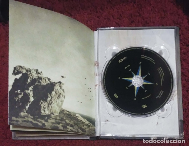 CDs de Música: MACACO (PUERTO PRESENTE) CD + DVD 2009 * Descatalogado - Foto 4 - 176492810