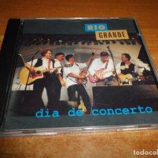 CDs de Música: RIO GRANDE DIA DE CONCIERTO CD ALBUM DEL AÑO 1997 PORTUGAL CONTIENE 18 TEMAS RARO POP PORTUGAL RARO. Lote 176494758