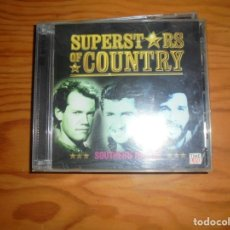 CDs de Música: SUPERSTARS OF COUNTRY. SOUTHERN NIGHTS. TIME LIFE, 2005. 2 CD´S.. Lote 176507662