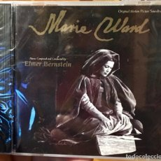 CDs de Música: MARIE WARD - MUSICA DE ELMER BERNSTEIN - VARESE CD CLUB - BSO LIMITADO PRECINTADO. Lote 176508954
