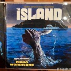 CDs de Música: THE ISLAND - MUSICA DE ENNIO MORRICONE - VARESE CD CLUB - BSO LIMITADO PRECINTADO. Lote 176509950
