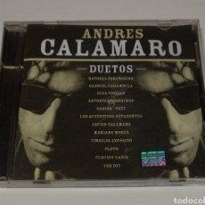 CDs de Música: ANDRES CALAMARO / CD ED. ARGENTINA / DUETOS. Lote 176510433