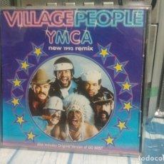 CDs de Música: VILLAGE PEOPLE CD MAXI YMCA NEW REIX 1993 PEPETO. Lote 176515014