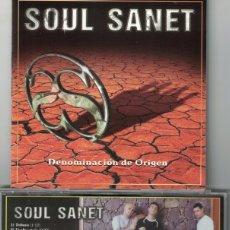 CDs de Música: SOUL SANET - DENOMINACION DE ORIGEN (CD, Z RECORDS 2000). Lote 176531430