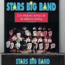 CDs de Música: STARS BIG BAND - LOS MEJORES TEMAS DE LA MUSICA LATINA (CD, BR DISCOS 1995). Lote 176531494