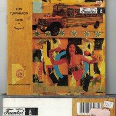 CDs de Música: LOS TUPAMAROS - SALSA Y TROPICAL (CD, DISCOS FUENTES 1990). Lote 176542320