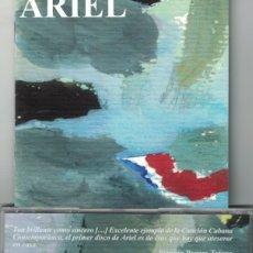 CDs de Música: ARIEL (CANCION CUBANA CONTEMPORANEA) - MISMO TITULO (CD, FS RECORDS 2005). Lote 176544278