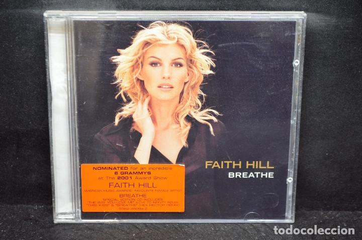 FAITH HILL - BREATHE - CD (Música - CD's Pop)