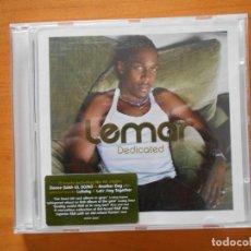 CDs de Música: CD LEMAR - DEDICATED (8N). Lote 176554092