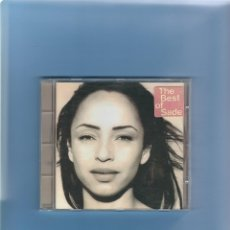 CDs de Música: CD - THE BEST OF SADE. Lote 176566203