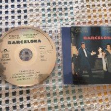 CD di Musica: FREDDIE MERCURY MONTSERRAT CABALLE BARCELONA 1992 BBC SPORT CD MUSICA KREATEN. Lote 176570945