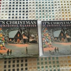 CDs de Música: IT'S CHRISTMAS 50 ORIGINAL CLASSICS 2009 VILLANCICOS EN INGLES 2 CDS CD MUSICA KREATEN. Lote 176572735