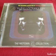 CDs de Música: R. DEAN TAYLOR - THE ESSENTIAL COLLECTION - MOTOWN - PRECINTADO. Lote 176574087