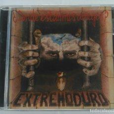CDs de Música: EXTREMODURO - ¿DONDE ESTÁN MIS AMIGOS? PRECINTADO CD 2011-SPAIN DRO. Lote 212701880