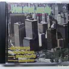 CDs de Música: URBAN STREET JAZZ CITY, 1995 HIP HOP, JAZZ. Lote 176596375
