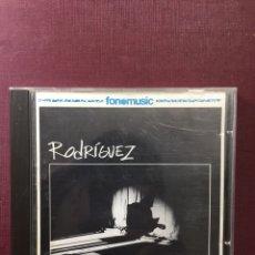 CDs de Música: SILVIO RODRÍGUEZ/ RODRÍGUEZ.. Lote 176602865