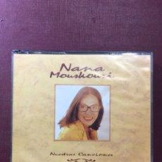 CDs de Música: NANA MOUSKOURI/NUESTRAS CANCIONES.(DOBLE CD).. Lote 176605819