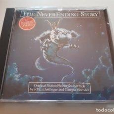 CDs de Música: THE NEVER ENDING STORY - SOUNDTRACK - 1984. Lote 176609337