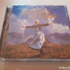 CDs de Música: SONRISAS Y LÁGRIMAS - THE SOUND OF MUSIC - EDICIÓN ESPECIAL 40 ANIVERSARIO - 2005 - DOBLE CD. Lote 176609524