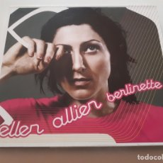 CDs de Música: ELLEN ALLIEN - BERLINETTE - DIGIPACK - 2003. Lote 176610113