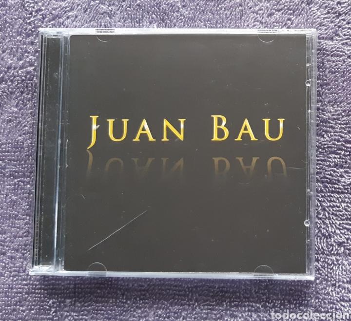 JUAN BAU, DISCO DOBLE CON LIBRETO, AUTOGRAFIADO, DISCO PARA FANS, 2CDS (Música - CD's World Music)