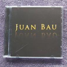 CDs de Música: JUAN BAU, DISCO DOBLE CON LIBRETO, AUTOGRAFIADO, DISCO PARA FANS, 2CDS. Lote 176611153