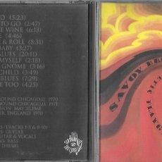 CDs de Música: SAVOY BROWN: KINETIC PLAYGROUND. LIVE 1968 - 1971. SENSACIONAL BLUES ROCK BRITÁNICO DE ALTA CALIDAD. Lote 221586885