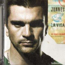 CDs de Música: JUANES ¨LA VIDA ES UN RATICO¨ (CD). Lote 176675463