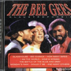 CDs de Música: THE BEE GEES ¨CLAUSTROPHOBIA¨ (CD). Lote 176675710