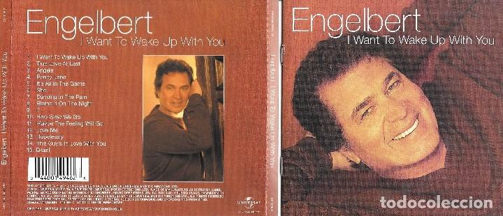 ENGELBERT HUMPERDINCK - I WANT TO WAKE UP WITH YOU (Música - CD's Pop)